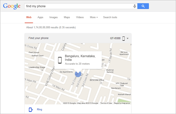 How to Track the Location of Android Device Using Google