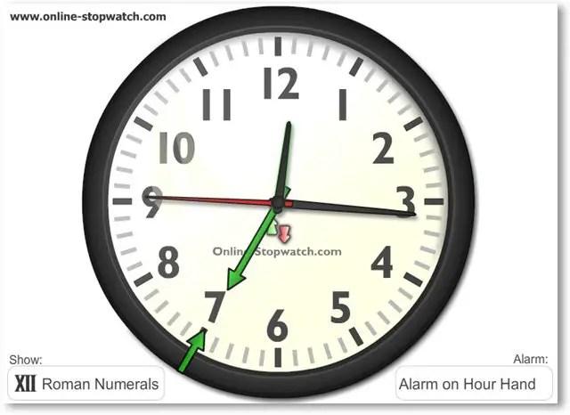 Free Alarm Clock
