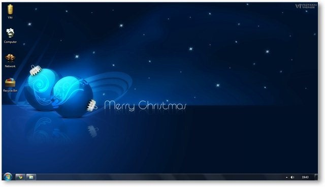 Desktop Pictures Holly Christmas