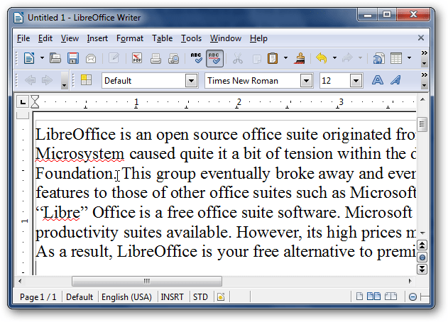 LibreOffice vs Microsoft Office Suite - How Do They Compare To Each ...