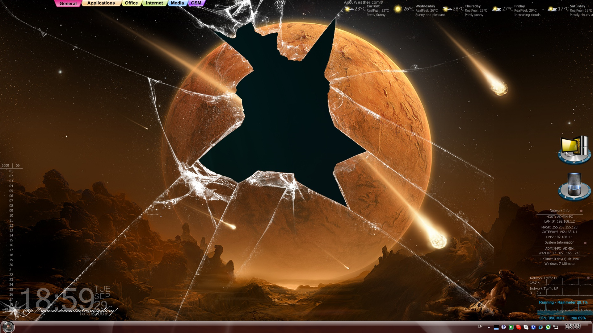 3d Glass Full Hd Wallpaper 45 Realistic Cracked And Broken Screen Wallpapers