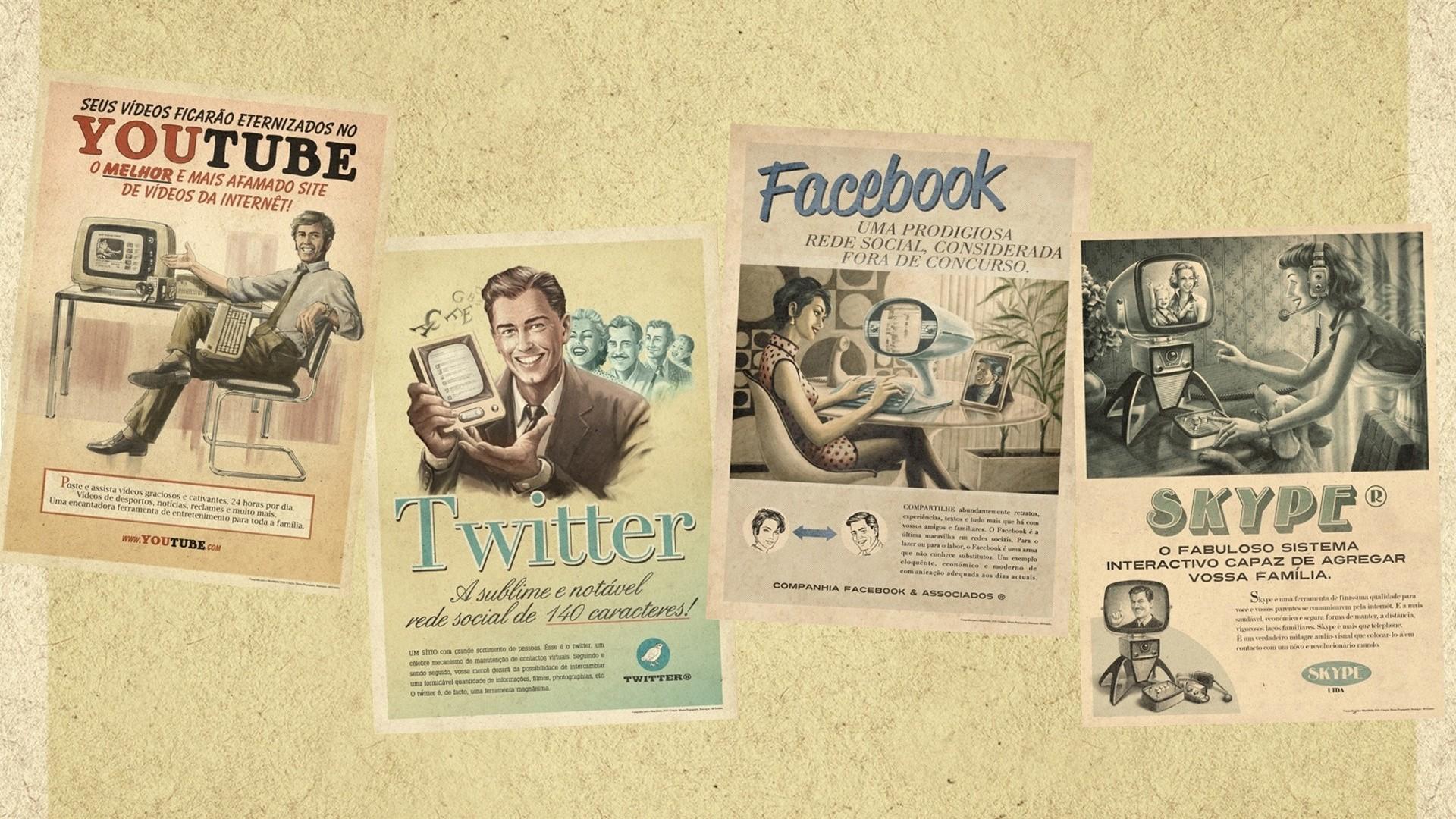 25 Free Vintage Twitter Backgrounds  Technosamrat