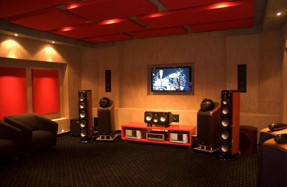 medium resolution of home theater room ideas