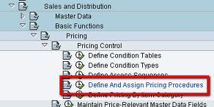 SAP SD Pricing Procedure Step by Step Guide