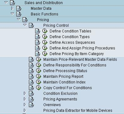 How to do Pricing Release Procedure in SD?