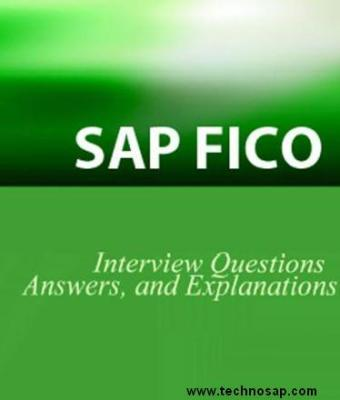 SAP FICO Tutorial - SAP FI/CO Training Tutorials