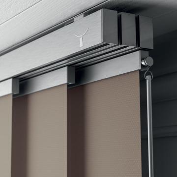 Le tende a rullo ambienti decor sono in tessuto di media pesantezza 100% poliestere: Tende D Arredo Per Interni