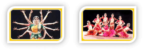 Bharatnatyam Indian Dance