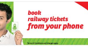 Book Tickets via SMS