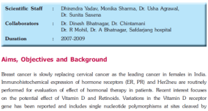 Breast Cancer vs Cervical Cancer India