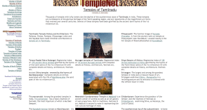 Temples of India List