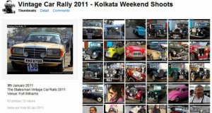 Vintage Car Rally 2011 Pictures