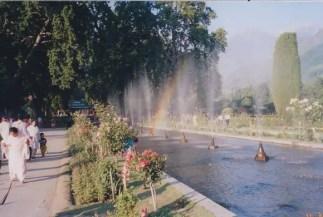 Shalimar gardens : Fountain