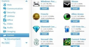 AllMyApps Windows Application