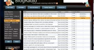 Blog Radio RSS to Podcast