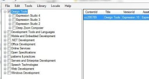 Create Packged Files from MSDN library