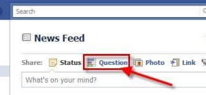 Facebook to launch Questions, a Social way to get your queries replied