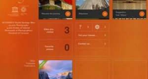 Fotopedia Home Screen