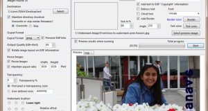 Free software to watermark your photos full featured