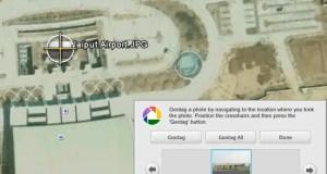 Add GPS data to Photos
