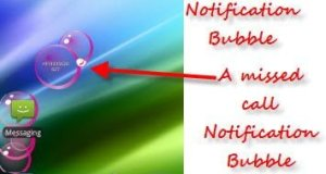 Get notifications on Bubbles Live Wallpaper for Android free