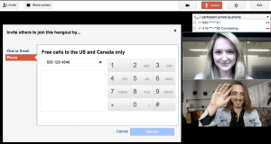 Google Hangout Calls to Mobiles