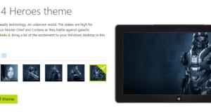 Halo 4 Themes