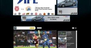 IPL on YouTube