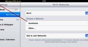 IPad Wifi Issue