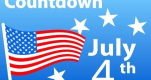 Independence Day Countdown app for iPad, iPhone and iPod Touch