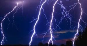 Lightning Falling