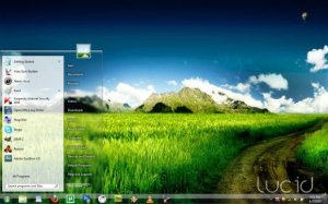 Lucid Theme for Windows 7
