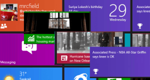 Clear Live Tile Notifications