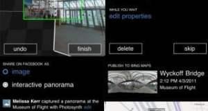 Photosynth fo iOs