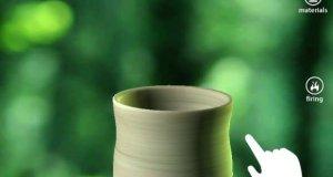 Pottery HD App for iPad