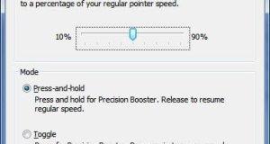 Precision Booster Assiggnment