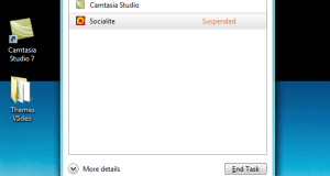 Kill Suspended apps Windows