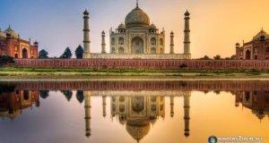 Taj Mahal Free Download Seven Wonders of World Windows 7 theme