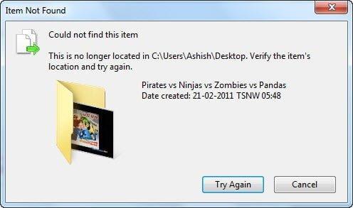 delete folders which refuse to delete