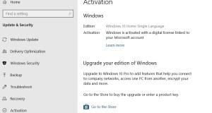 Windows Activation Valid Key