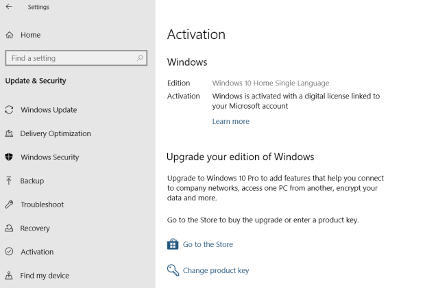 Windows Activation Valid Key