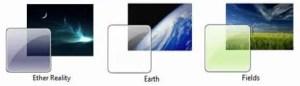 Windows 7 Ether Earth Fields Theme