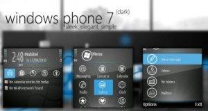 Windows Phone 7 Theme Nokia