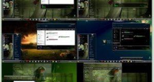 Transparent Windows 7 Themes