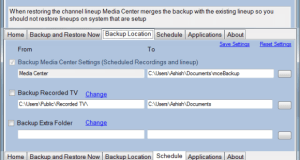 mcBackup Windows 7 MediamcBackup Windows 7 Media