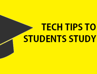 Tech Tips to Help Students Study Smarter