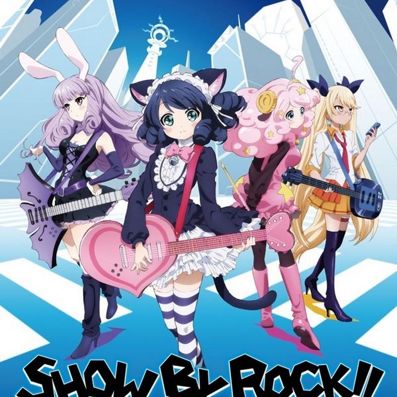 Show By Rock!! – nuevo anime en 2015