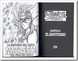 Saint Seiya Manga en descarga (tomos 13 y 14)