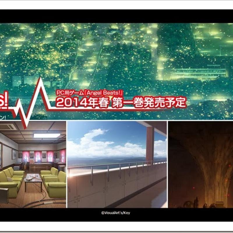 Angel Beats! tendrá un video juego para PC