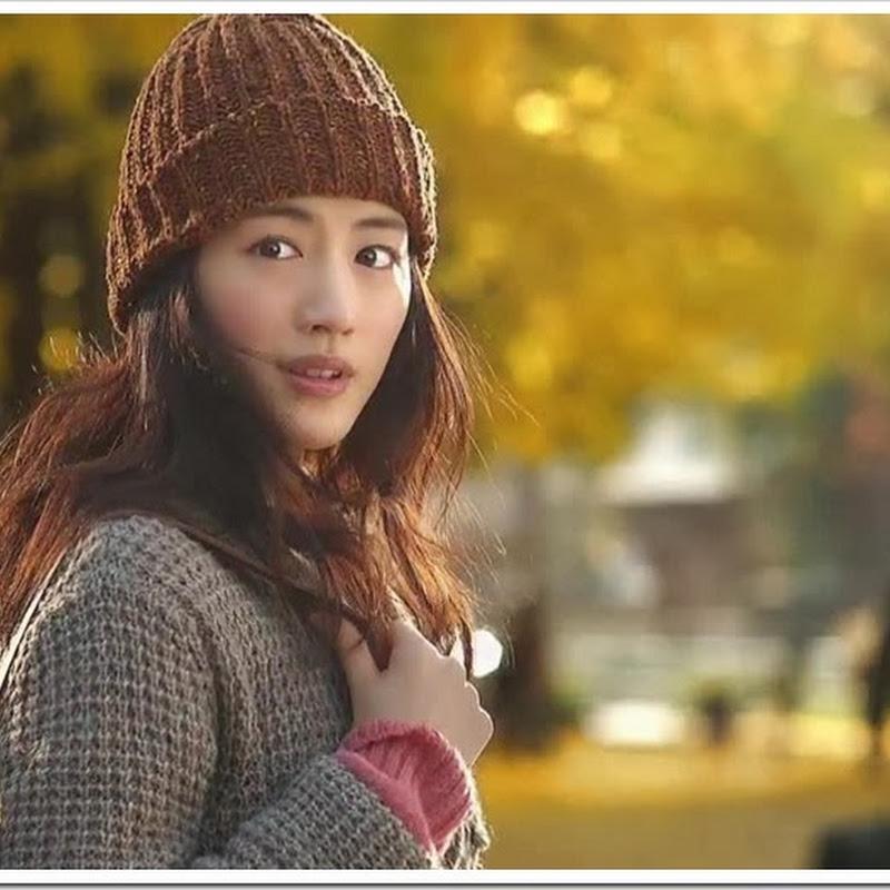 Ayase Haruka – comercial para Nihon Seimei